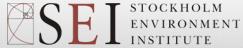 Stockholm Environmental Institute
